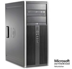 HP-8300-TWR-i7-3770-3-4GHz-8GB-2TB-DVD-RW-Windows-10-Pro-WiFi