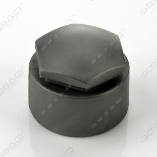 Nuevo * 4x Antirrobo Rueda Perno Tapas Para Vw Audi
