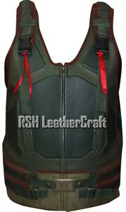 Bane Tom Hardy Vest Batman The Dark Knight Rises Costume Cosplay (All Sizes)