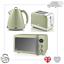 thumbnail 38 - Swan Retro 1.5L Jug Kettle 3KW, 2 Slice Toaster 815W & 20L Digital Microwave Set