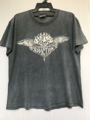 Vtg 90' Janes Addiction T Shirt