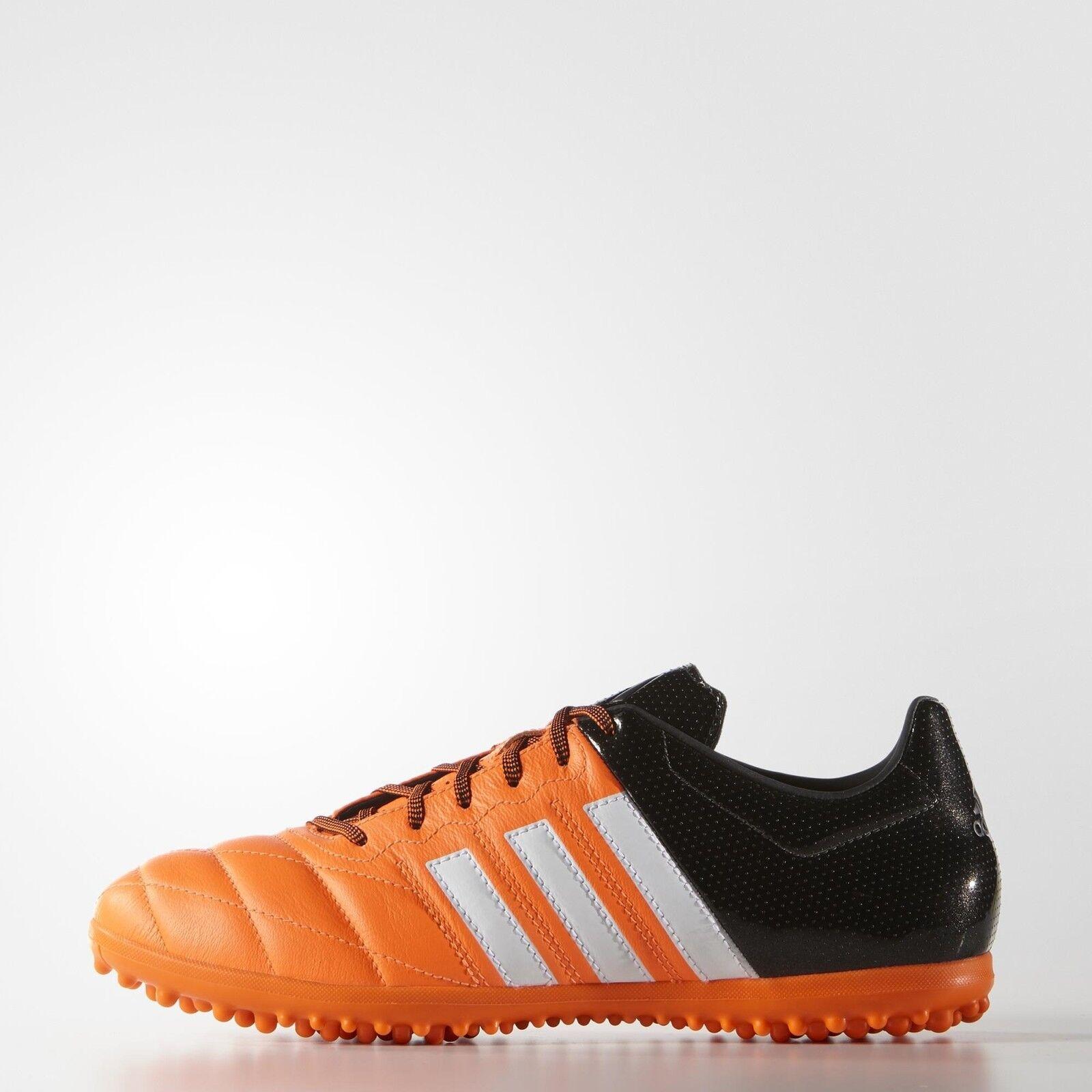 FOOTBALL scarpe SCARPE CALCETTO ADIDAS ACE 15.3 TF LEATHER PELLE B27064 MISURA 45