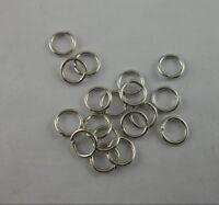 free ship 500pcs Jump metal  Rings 7mm