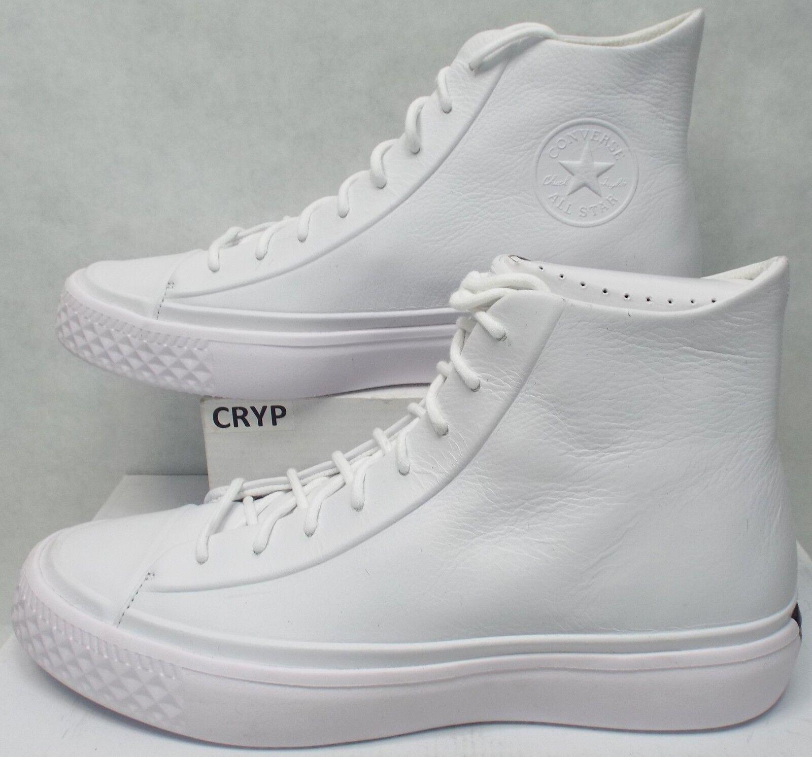 NEW hombre 12 Converse Ctas WP Botas Zapatos Botas de De Cuero Oscuro clavo de Botas olor Hi 120 1201891 C ca40c3