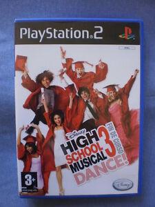 High School Musical 3: Fin De Curso - Ps2 - España - High School Musical 3: Fin De Curso - Ps2 - España