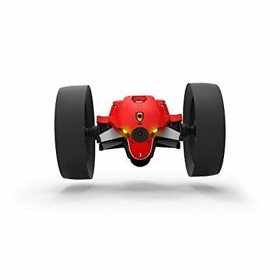 Parrot Drone Jumping Race Max