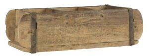 Ib-Laursen-Ziegelform-Holzkiste-3-fach-Aufbewahrungn-Vintage-Kiste