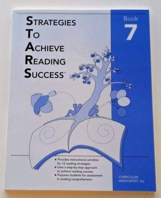 12 Strategies To Achieve Reading Success 7th Grade 7 Curriculum Book