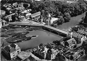 BR18992-La-Flechee-le-pont-des-Carmes-et-le-Chateau-france