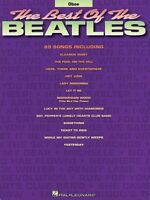 Best Of The Beatles For Oboe Chart Book 000842120