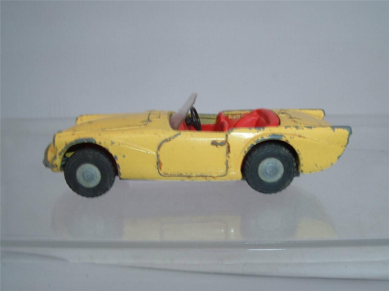 Spot on Daimler Dart jaune écran & steeringwheel remplacé voir les photos
