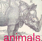 Animals in Art by Rebecca Hicks (Paperback, 2004)