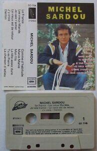 Michel-SARDOU-K7-AUDIO-SYSTEM-DISCO-SD-704-12-TITRES