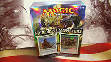 Heroes Vs Monsters MTG Magic the Gathering Duel Deck Series Sealed