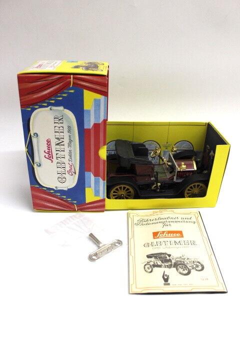 Schuco 1238 OPEL dottore auto 1909 ROSSO