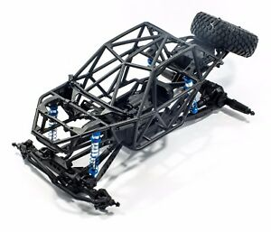 AXIAL-BOMBER-RR10-CRAWLER-1-10-roller-chassis-transmission-drive-train-shocks