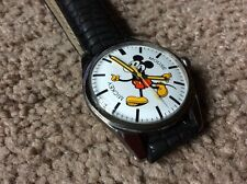 Mickey Mouse Mens Self Winding Mechanical Watch,MEGA RARE!!?