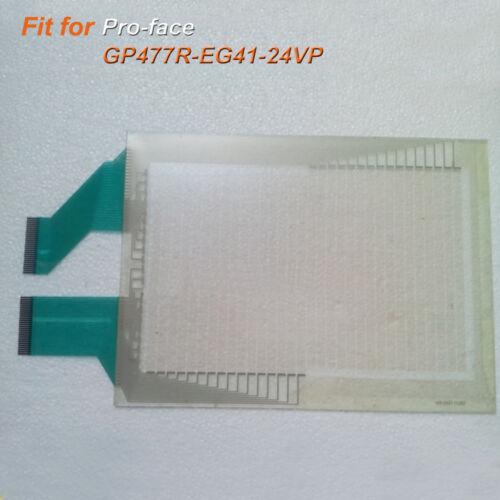 1PC New Touch Screen Glass for Pro-face GP477R-EG41-24VP GP477REG4124VP