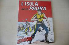 "ZAGOR ZENITH Nr 62""L'ISOLA DELLA PAURA"" ANASTATICA MERCURY"" DA EDICOLA ""A5"
