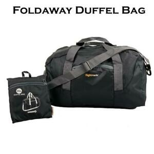 Image is loading Travel-Foldable-Duffle-Bag-Gym-Sports-Lightweight-Luggage- db4a638b618c7
