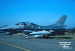 Original-slide-89-0045-Lockheed-F-16D-Turkish-Air-Force-1991