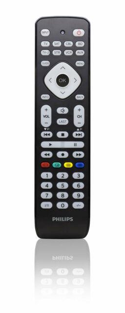 Ersatz Universal Fernbedienung Philips Perfect replacement 8 in 1 SRP2018/10