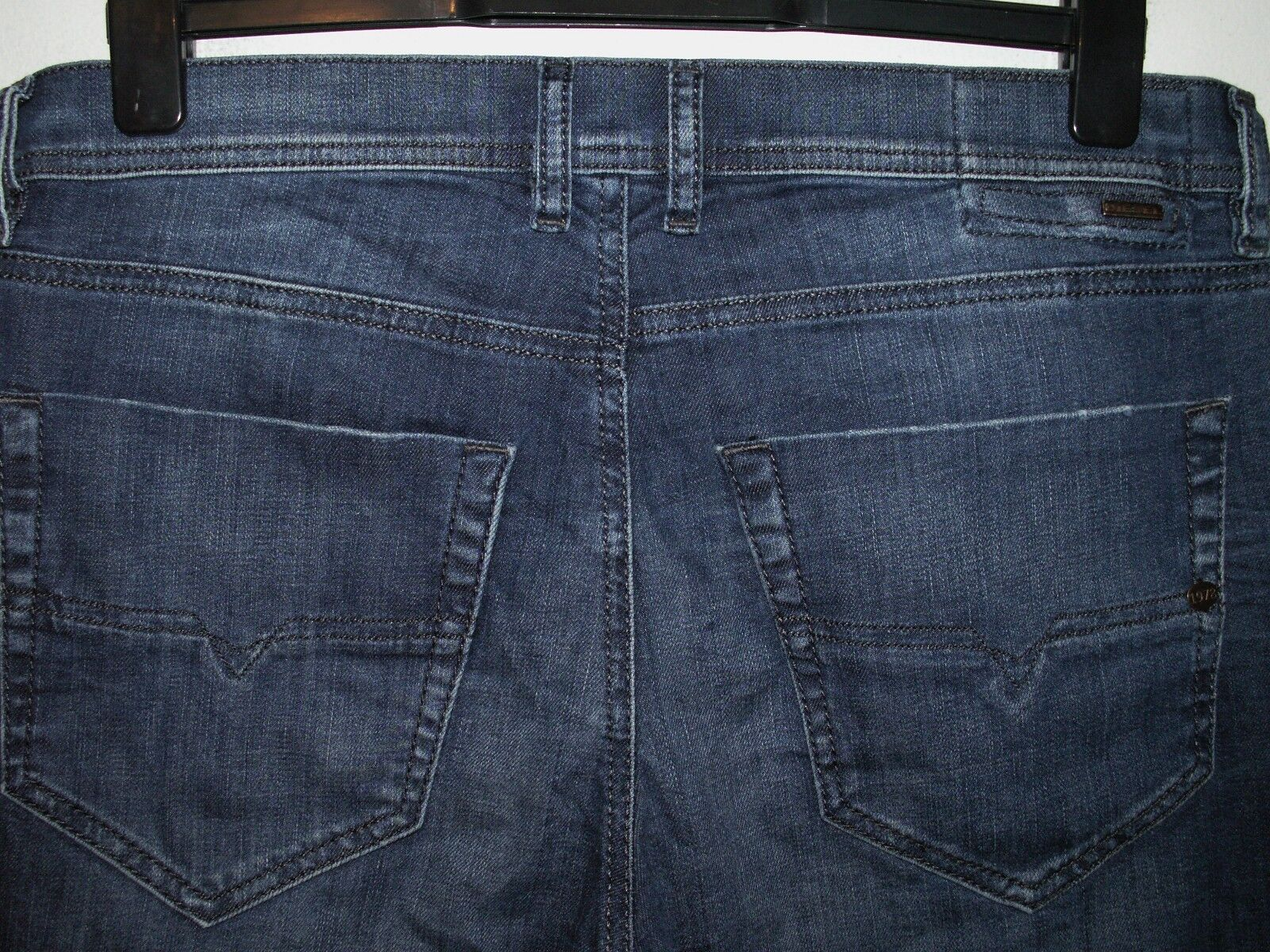 Diesel Tepphar Slim carrot carrot Slim Jeans 0836X stretch W32 L32 4941 £ 119.99 VENTE £ 79.99 8a5791