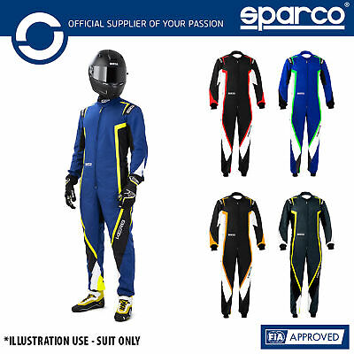 Level 2 CIK FIA Approved Racing Suit Speed Kartoverall Barcelona RS-1 XS Rennoverall Rot