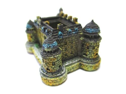 Schloss Örebro Poly Fertig Modell 4,5 cm Souvenir Schweden