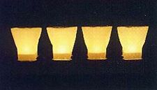 WHITE ELECTRIC luminary pathway light SET - RC brand - NO DIE CUT
