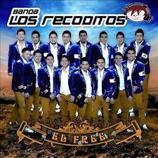 El Free by Banda los Recoditos (Latin) (CD, Apr-2013, Disa)