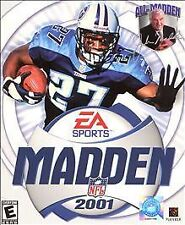 Madden NFL 2001 - PC by EA Sports