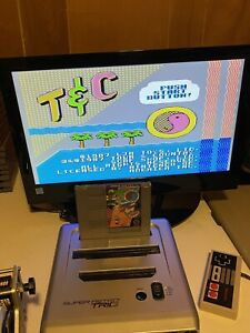 100-WORKING-NINTENDO-NES-RARE-FUN-CLASSIC-Game-Cartridge-T-amp-C-SURF-DESIGN