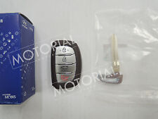 2017 ELANTRA AVANTE Genuine OEM Keyless Entry Smart Key + Blanking Key 2pcs Set