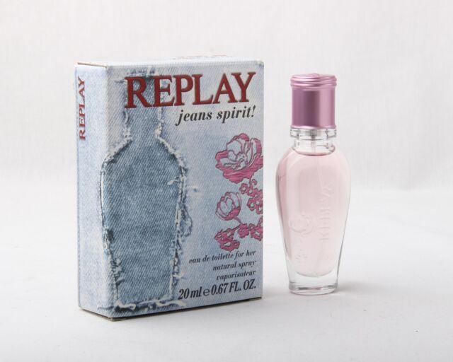 Replay Jeans Spirit 20ml Eau de Toilette pour Elle
