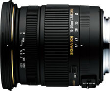 Sigma 17-50mm F2.8 EX DC HSM Objektiv für Sony A-Mount Alpha / SLT  NEU