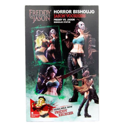 Kotobukiya Horror Bishoujo Freddy vs Jason Jason Voorhees 2nd Edition Figure