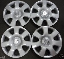 """TOYOTA 15"""" HUBCAP (4 PC SET) WHEEL COVER OEM REPLICA 61115 FACTORY  REPLACEMENT"""