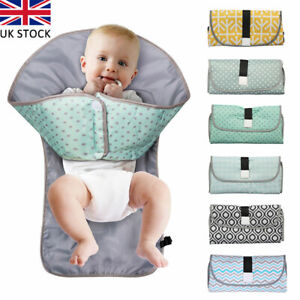 Nappy Changing Goodbaby Baby Portable Foldable Washable Nappy Changing Pad Baby Mattress Bed Sheet Cotton Gauze Soft Diaper Changing Gauze Pad
