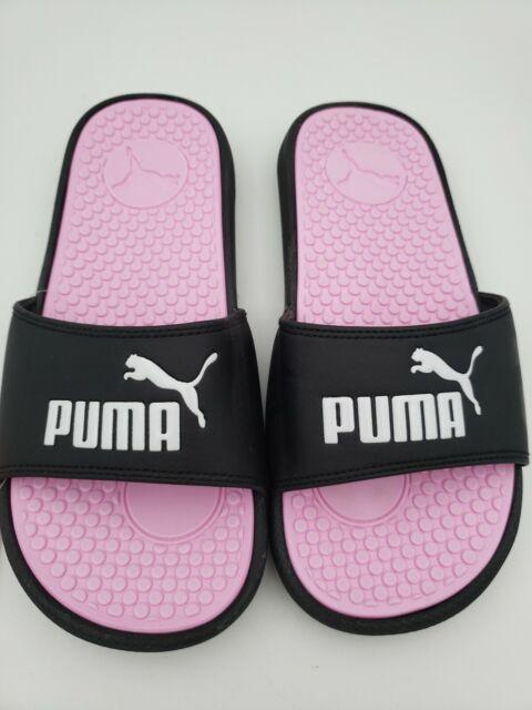 PUMA Womens Size 8 Cool Cat Slides