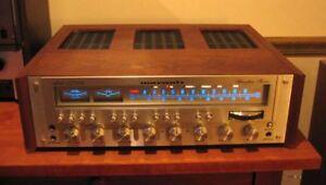 2330B-LED-LAMP-KIT-RECEIVER-8v-BLUE-LEDs-METER-DIAL-AUDIO-STEREO-VINTAGE-Marantz