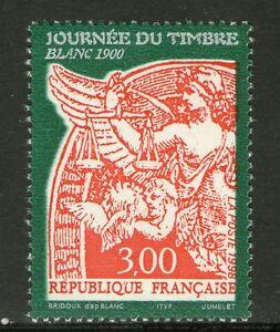 TIMBRE-3136-NEUF-XX-LUXE-JOURNEE-DU-TIMBRE-1998-TYPE-BLANC-DE-1900