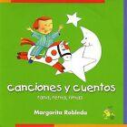 Rana, Rema, Rimas Canciones y Cuentos (Rowing Rhyming Frog Audio (CD)) by Margarita Robleda (CD-Audio, 2004)