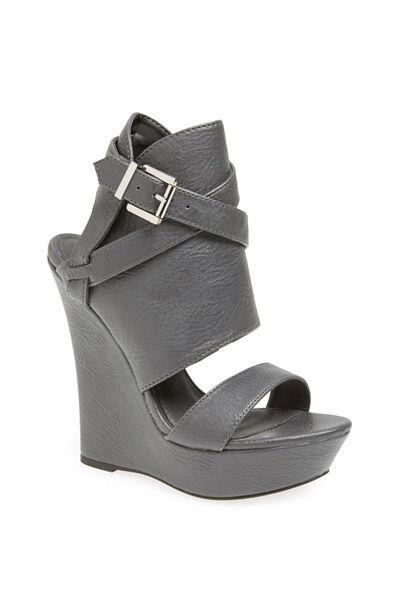 Kendall & Kylie Madden Girl Feissty Wrap Heels - 7.5