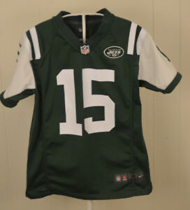 37434c1e0 Nike New York Jets Jersey  15 Tim Tebow NFL Replica Youth Medium (10 ...