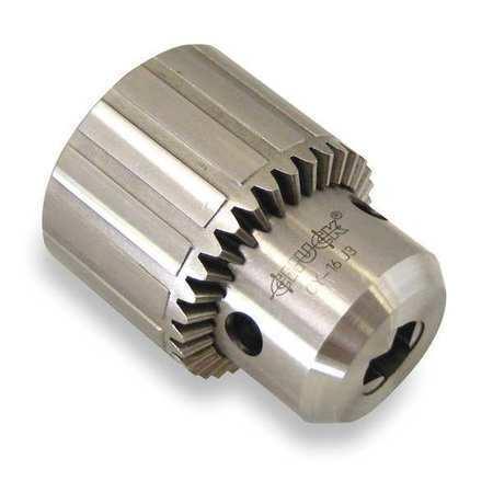 """5//16-24 Mount Size, LLAMBRICH USA CY-04 R-5//16 Keyed Drill Chuck 0.156/"""" Cap."""