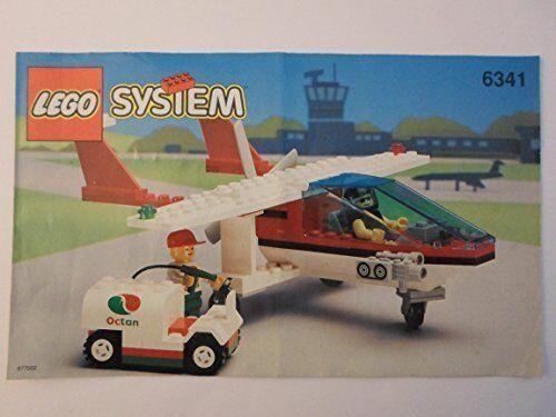 Kaifu Yingxiang rentre à la maison avec Lego bénédiction Lego avec City Octane 6341 gaz N Go Flyer 00c1d1
