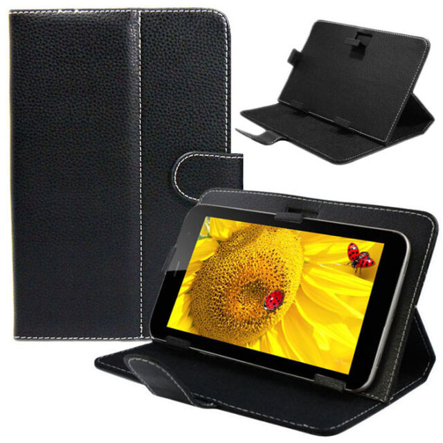Useful Universal Leather Stand Cover Case For 10 10.1 Inch Android Tablet PC