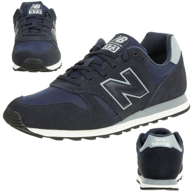 innovative design d8195 e3491 New Balance ML373 Classic Sneaker Herren Schuhe Blau ML373NVB