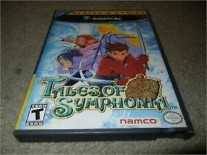 TALES-OF-SYMPHONIA-NINTENDO-GAMECUBE-COMPLETE-PLAYER-039-S-CHOICE
